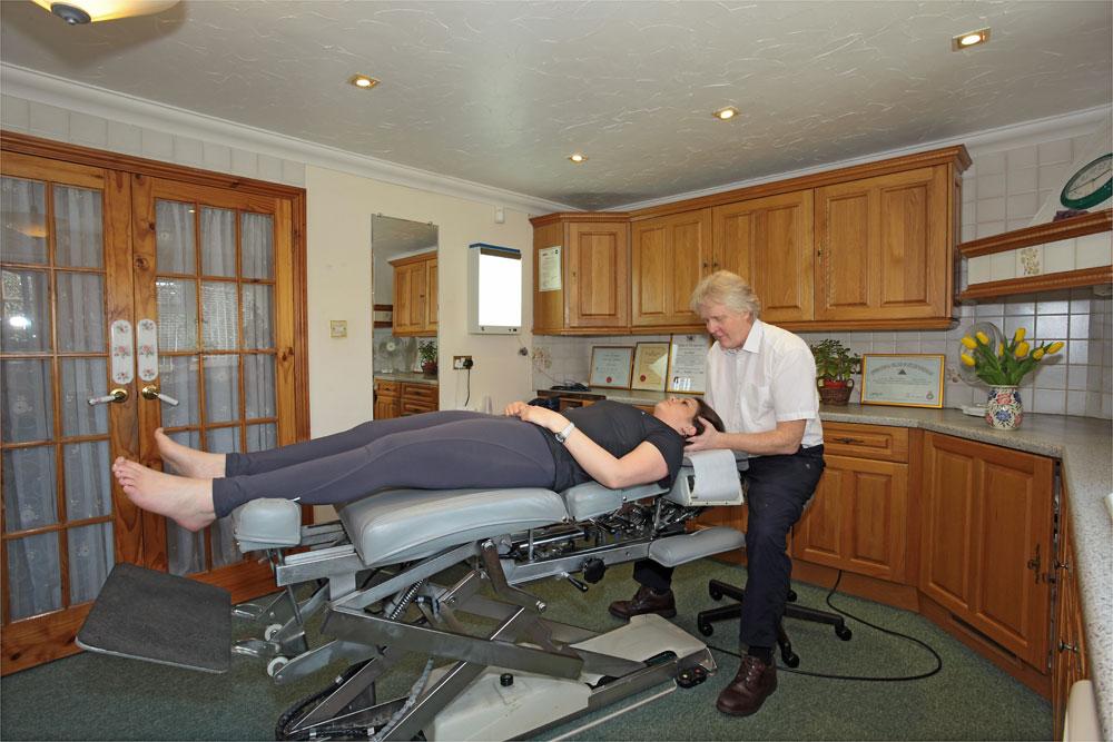 Steve Rudd - Cranial Chiropractor