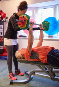 personal training west sussex